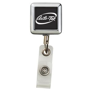 Chrome Badge Reels