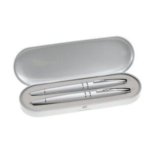 Quality Ball and Roller Ball Pen Tin Box