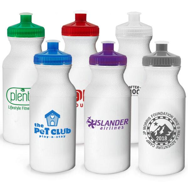 Bike - 20 oz. Sports Water Bottle
