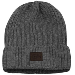 Ripped Pattern Beanie