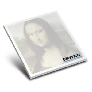 Adhesive Stik-Withit® Notepads 4″ X 4″