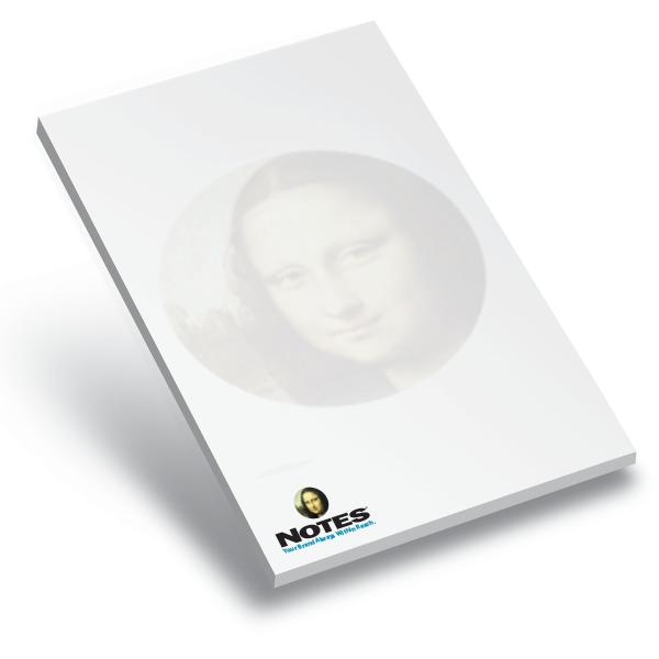 Adhesive Stik-Withit® Notepads 4″ X 6″