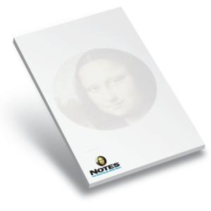 Adhesive Stik-Withit® Notepads 5″ X 8″