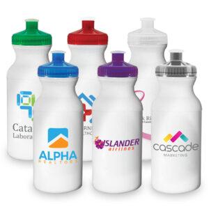 Bike – 20 oz. Sports Water Bottle – ColorJet