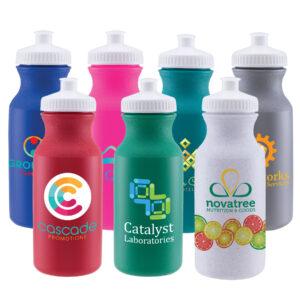 Bike II – 20 oz. Sports Bottle – ColorJet