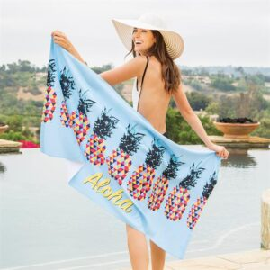 Print Email Download Image Request Quote Order Sample Download Template Freight Estimator Share Social Media Add to Project Virtual Sample Check Inventory Microfiber Velour Beach Towel