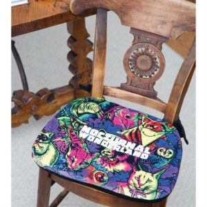 Sublimated Seat Cushion
